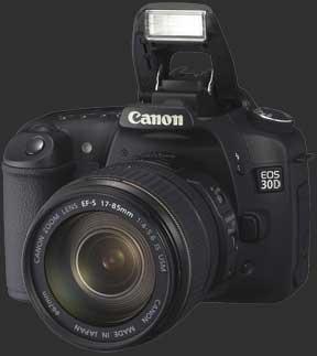 Canon 30D DSLR